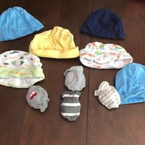 Other - Hats and mittens